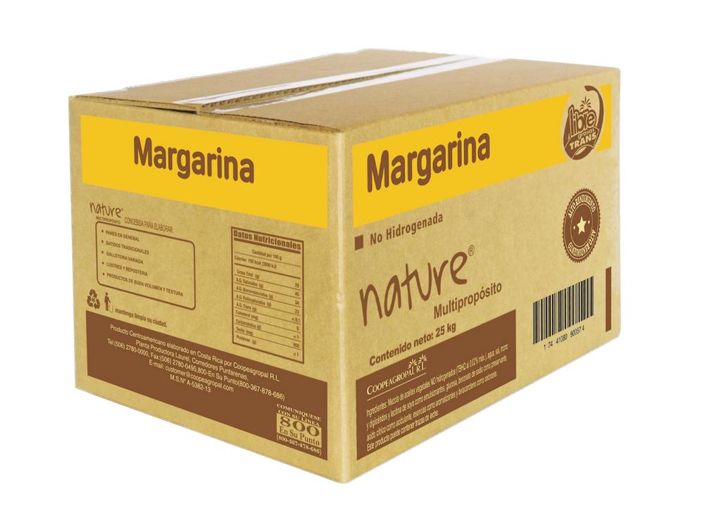 Caja Margarina Multiproposito