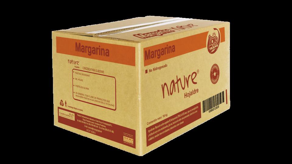 Caja Margarina Nature Hojaldre