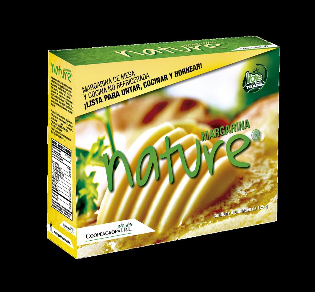 margarina nature