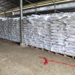 sacos de fertilizante