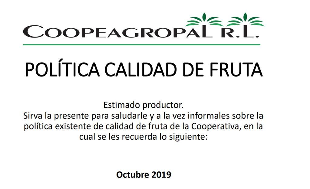politica fruta coopeagropal